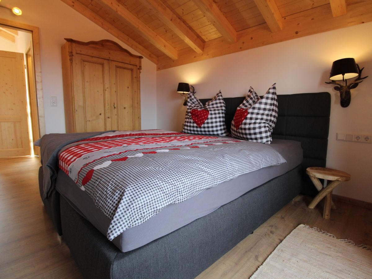 ausstattung ferienchalet stella alpina ferienhaus lechbruck